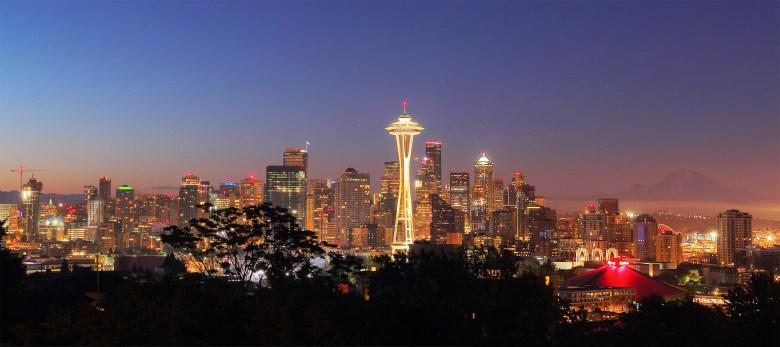 Seattle (Timothy Eberly)
