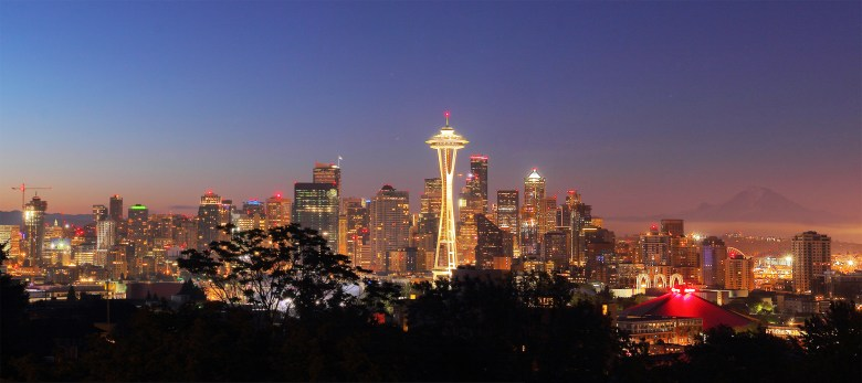 Seattle (Timothy Eberly)