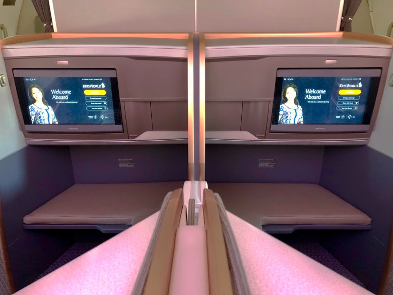 11DF legroom