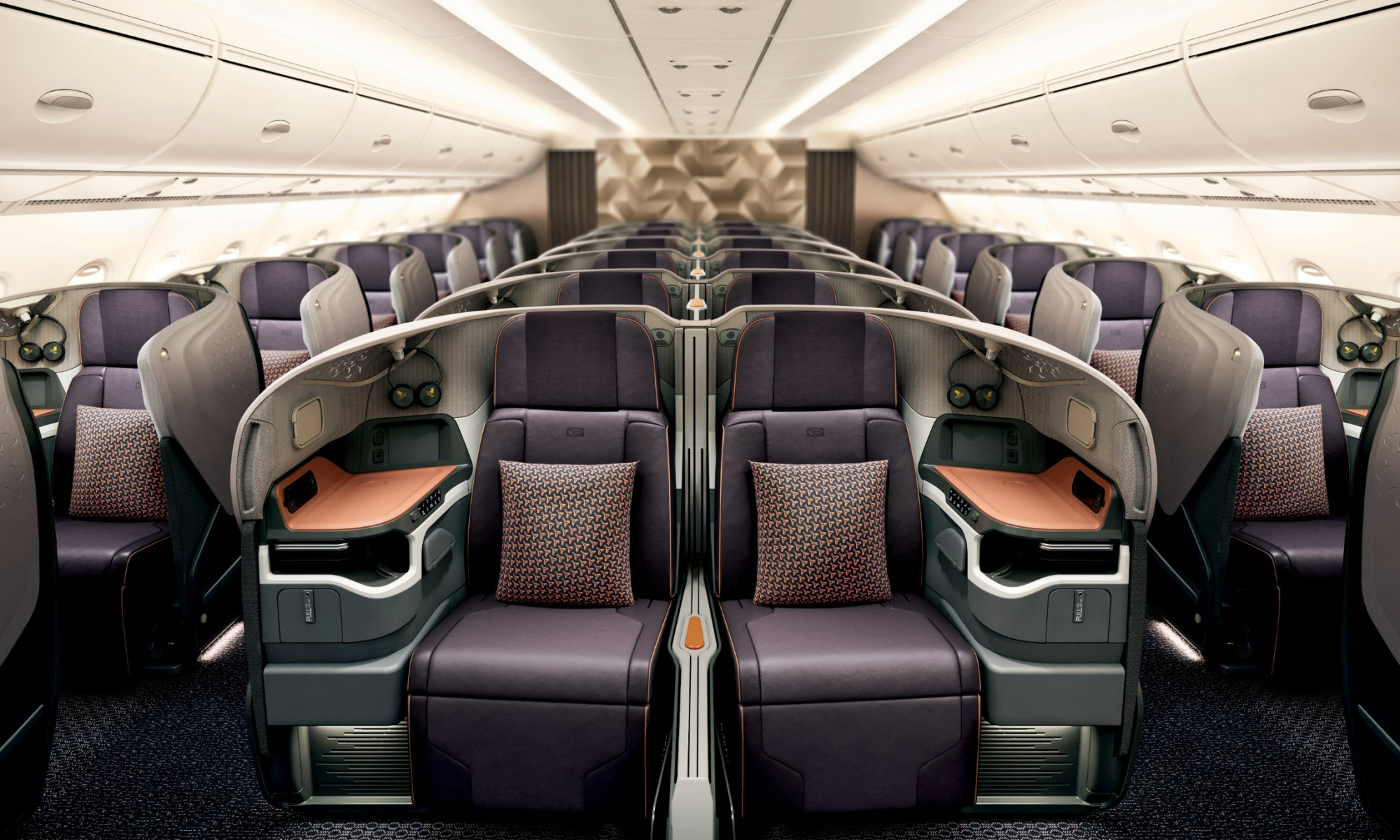 Which Singapore Airlines Business Class seat will you get on ...