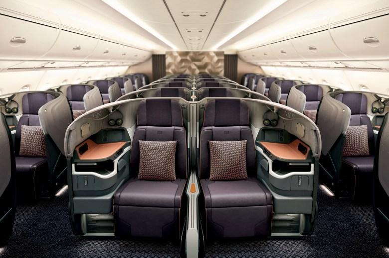 Which Singapore Airlines Business Class seat will you get on your ...