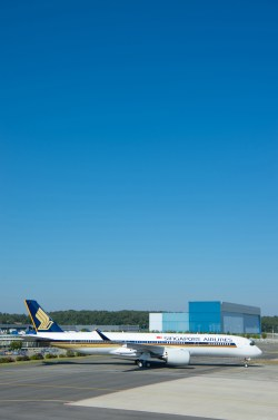 A359ULR Delivery 4 (Singapore Airlines)