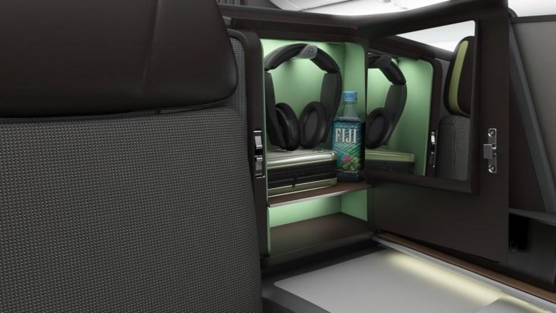 EVA New 787 Business Side Storage