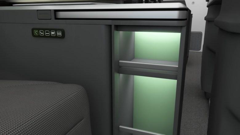 EVA New 787 Business Storage Console