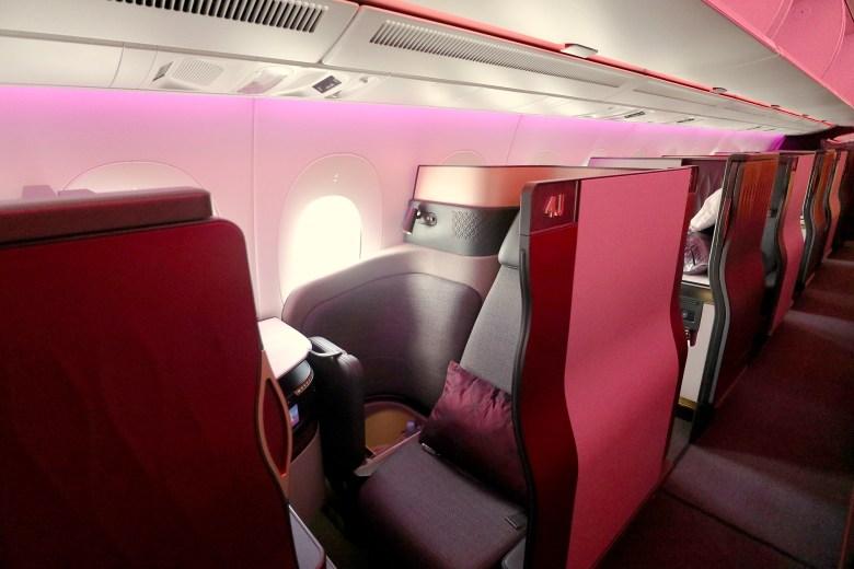Seat 4J