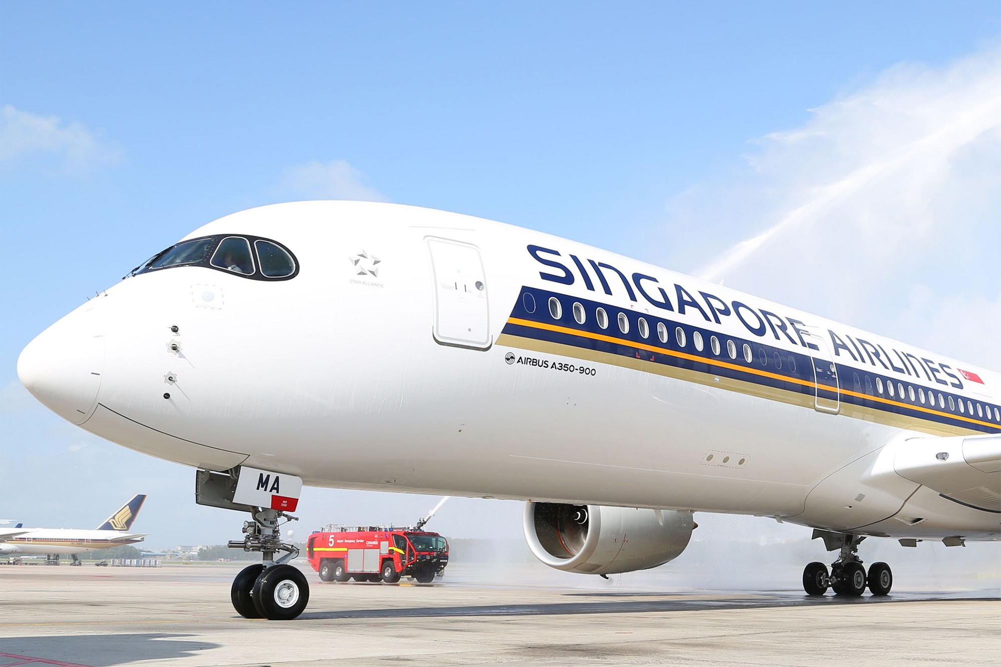 Your guide to the Singapore Airlines Airbus A350 fleet ...