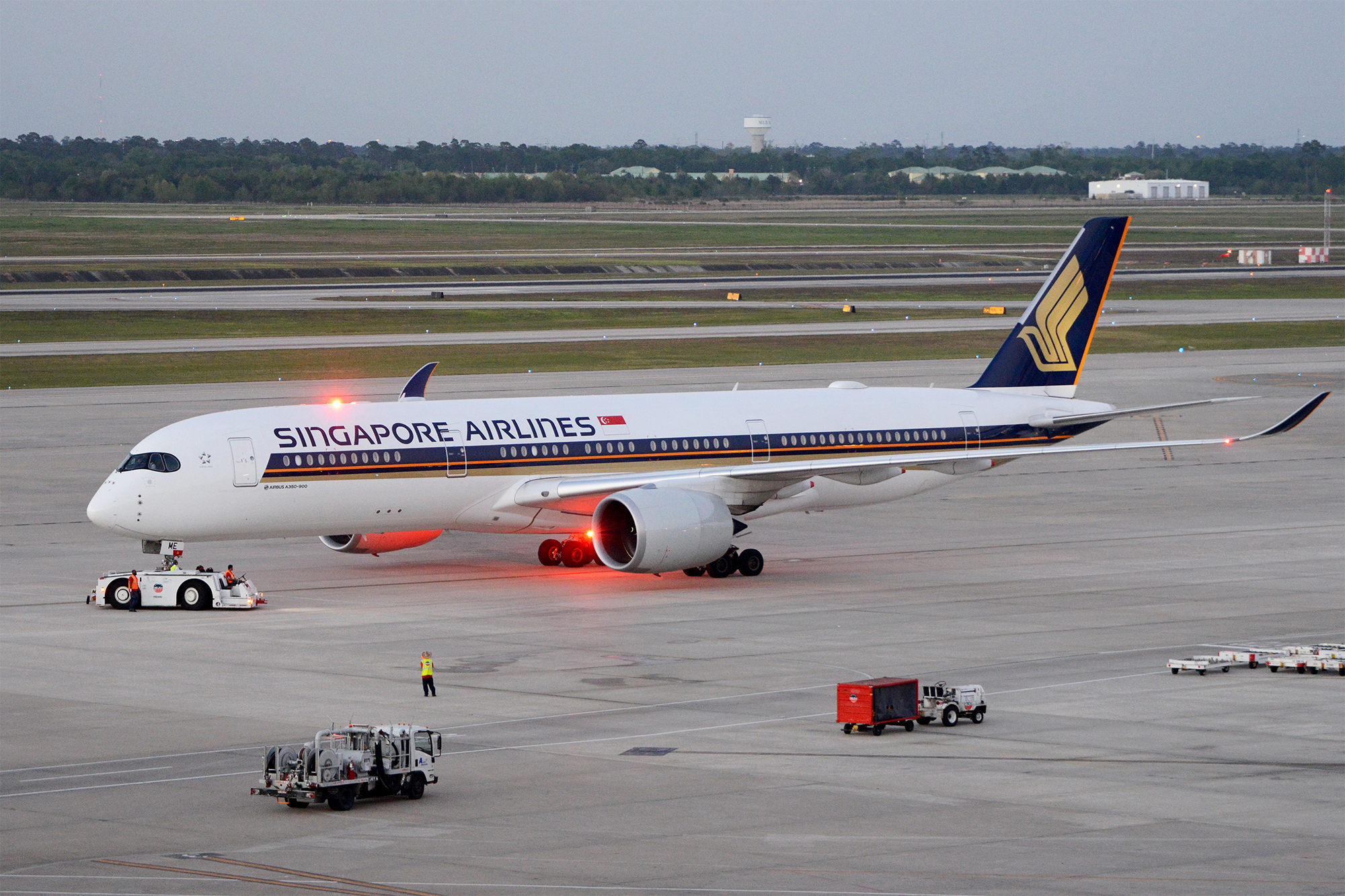 Singapore Airlines regional A350 launches to Adelaide from December ...