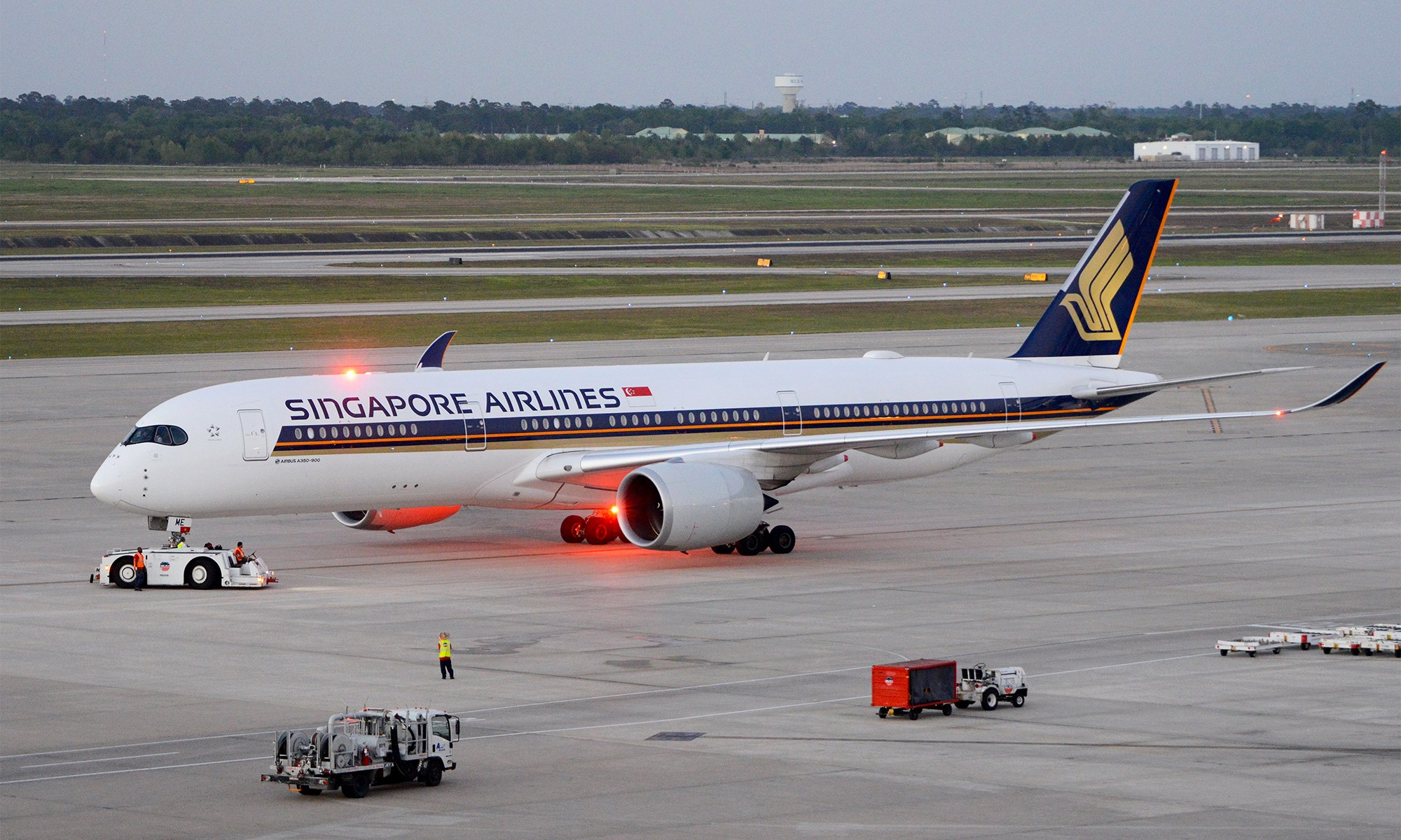Singapore Airlines regional A350 launches to Adelaide from ...