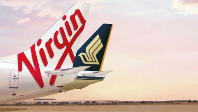 SQ VA Tails (Singapore Airlines)