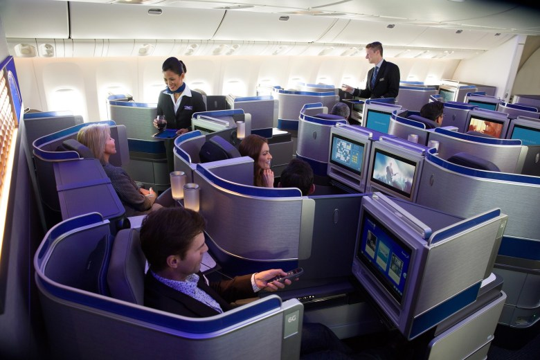 United Polaris Overview (United Airlines)