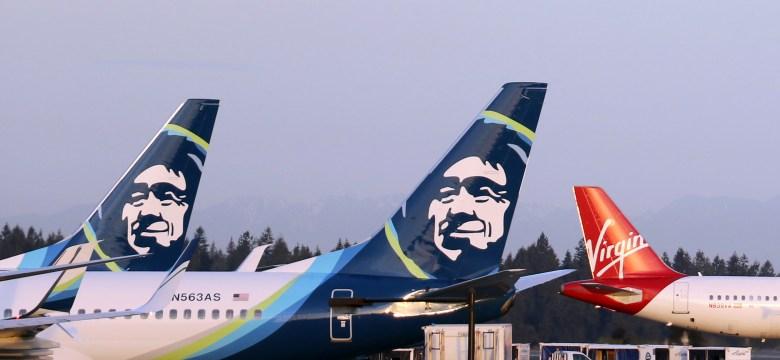 Alaska & Virgin (Alaska Airlines)
