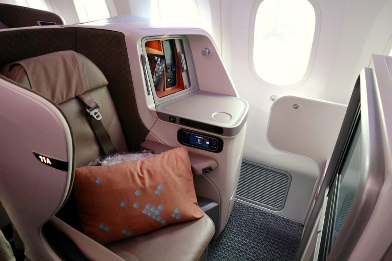 Seat 11A