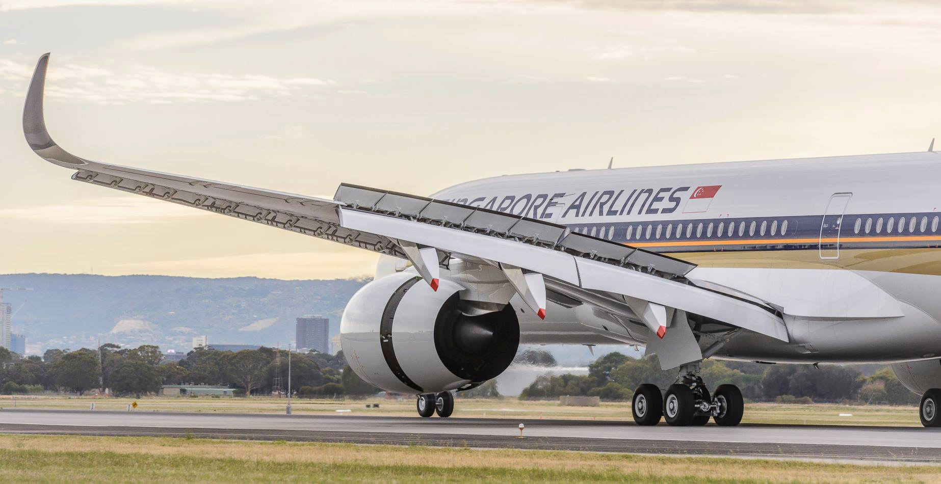 SIA Fleet: Airbus A350-900 Regional – Mainly Miles