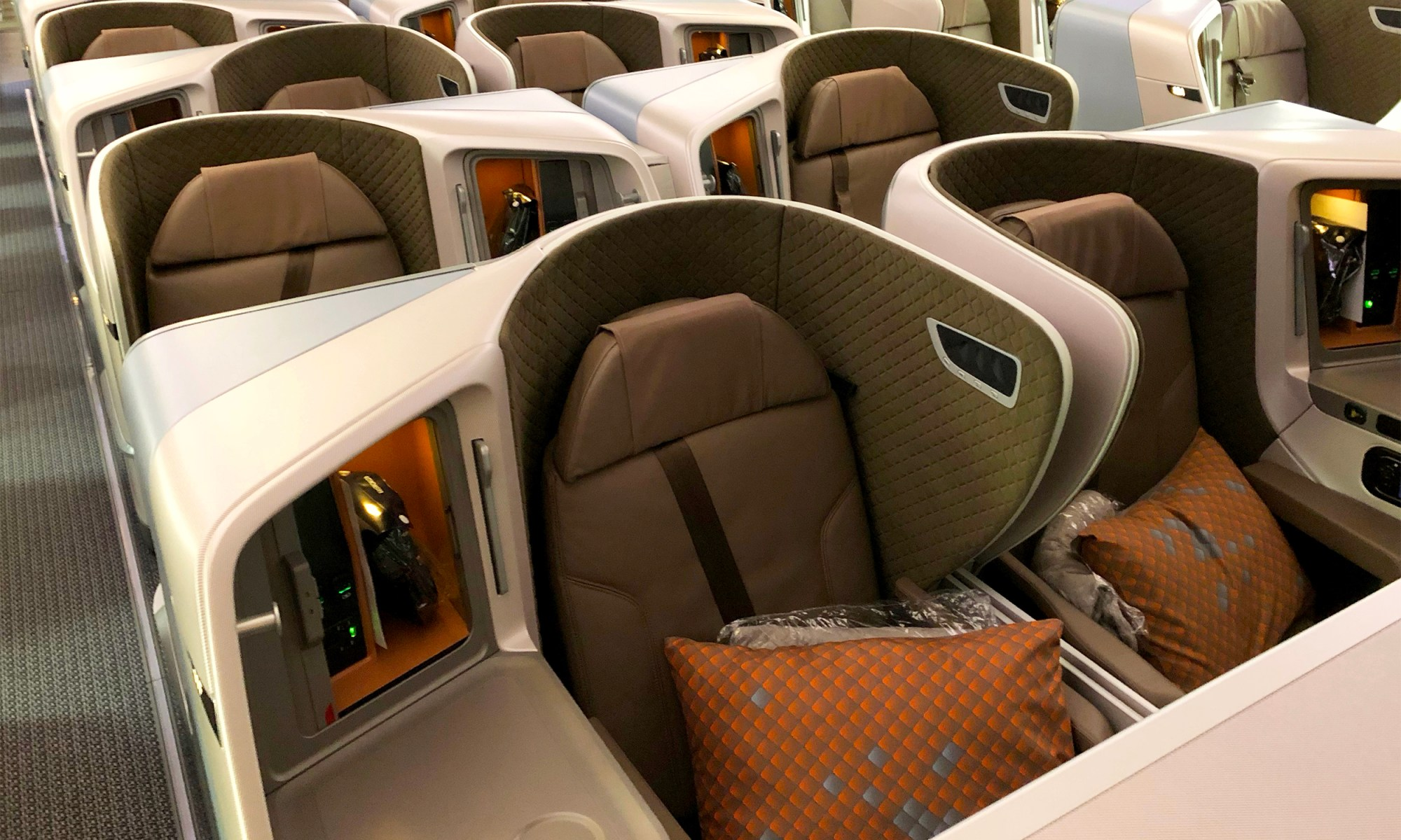 Brisbane and KL get the Singapore Airlines A350 Regional ...