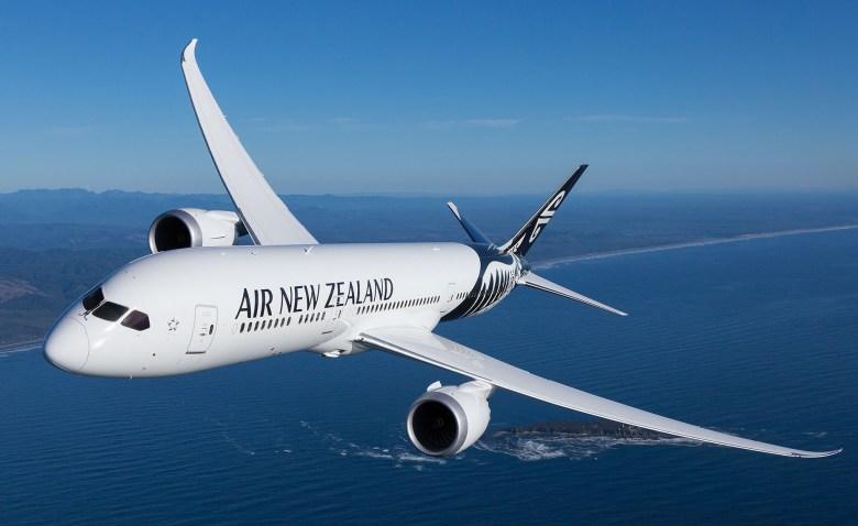 NZ 789 (Air New Zealand)