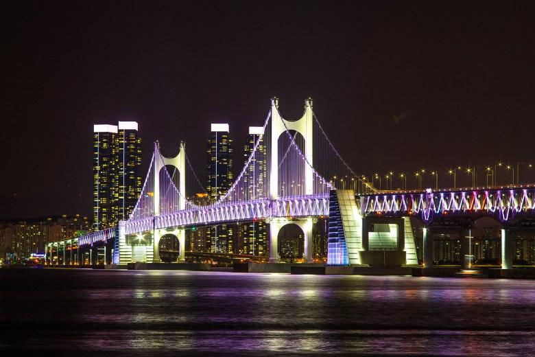 Busan Bridge (Brendan Meachen)