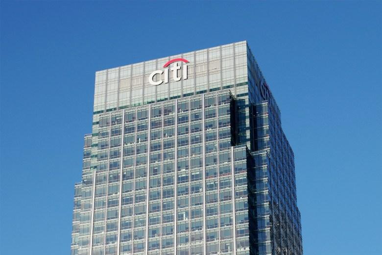 Citi Office London