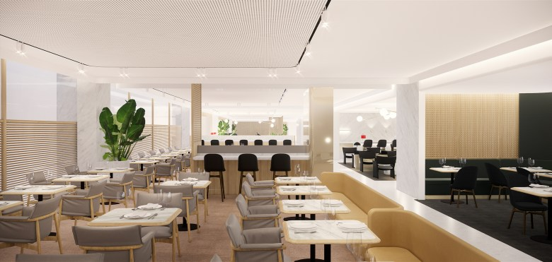Dining (Qantas)
