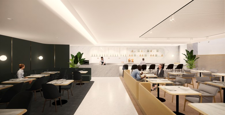 Kitchen (Qantas)