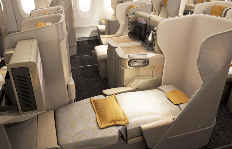 Asiana A350 J Bed (Asiana)