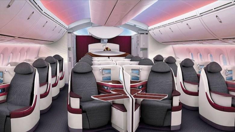 Qatar 787 J 2 (Rockwell Collins)