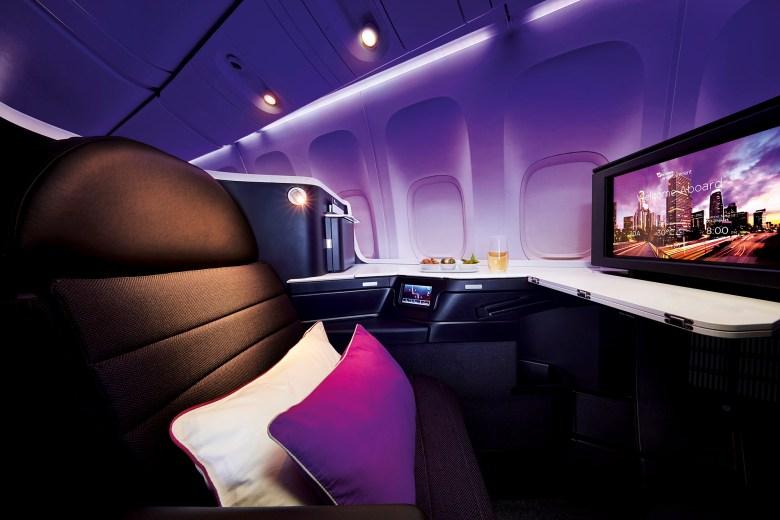 Virgin Australia 777 Business (Virgin Australia Airlines)