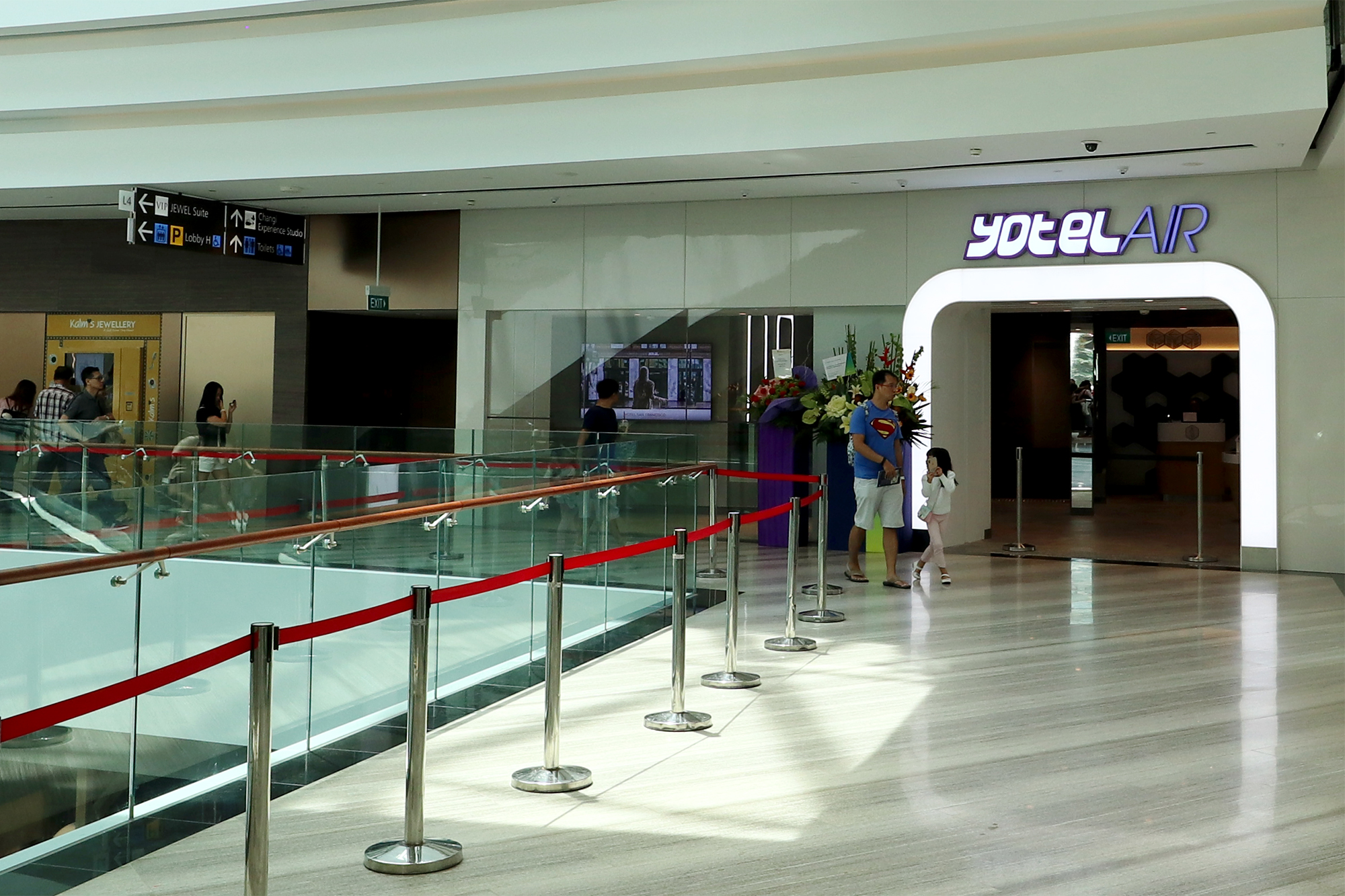 Review: YOTELAIR Singapore Changi Airport
