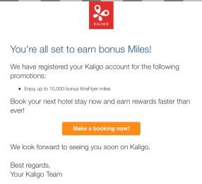 Kaligo Register Success May19.jpg