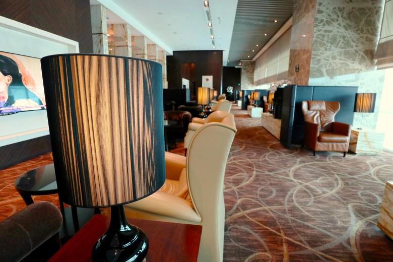 Lounge Lamp