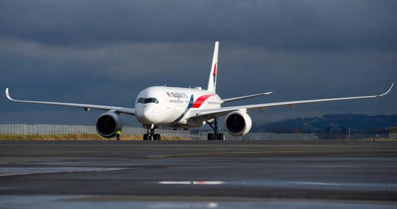 MH A350 (Airbus)