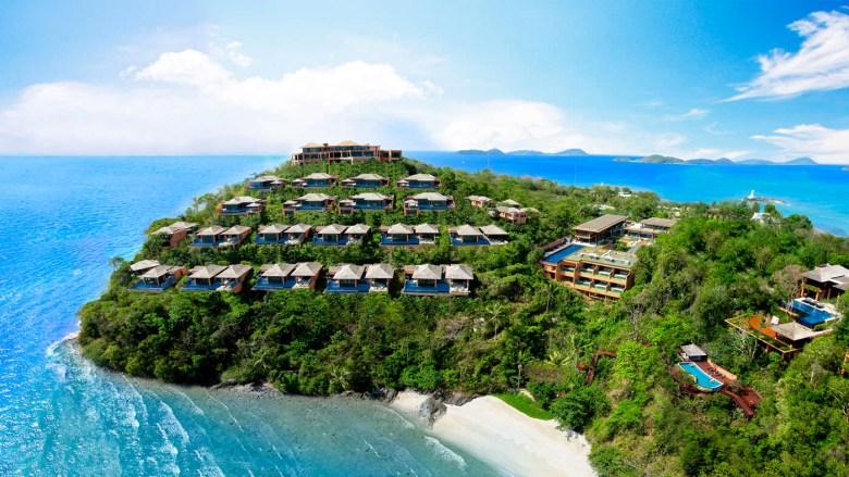 Phuket Hotel Beach (Sri panwa Phuket)
