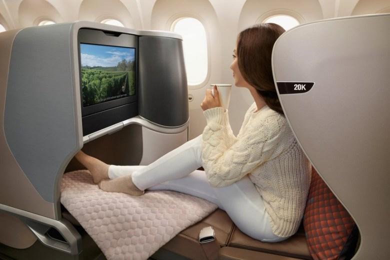Avoiding older Regional Business Class on long Singapore Airlines ...