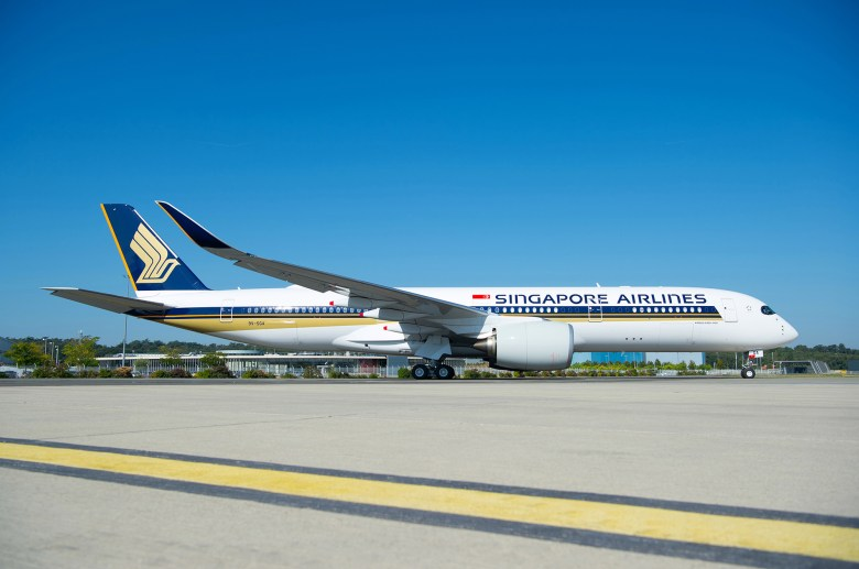 A359ULR Delivery 3 (Singapore Airlines)