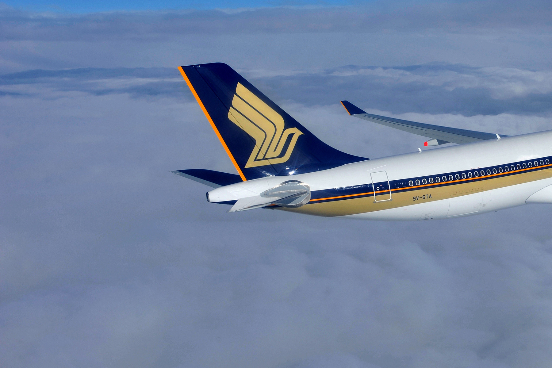 Singapore Airlines Fleet: August 2019