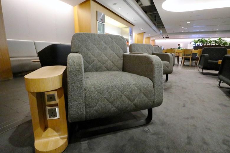 Chair Grey