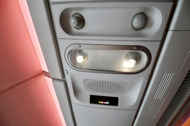 Air Vents Lights