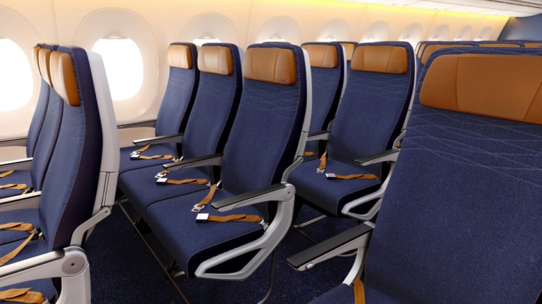 Aeroflot A350 Y