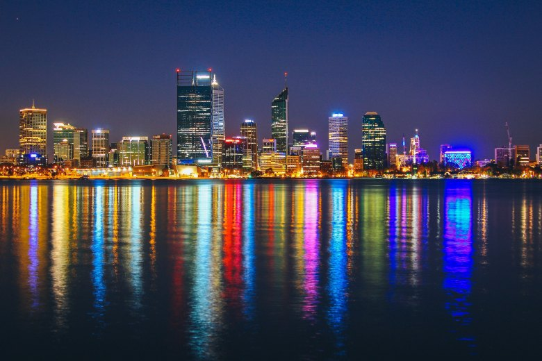 Perth City Skyline (Gyorgy Bakos)