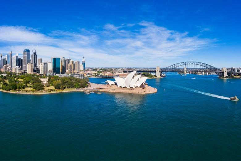 Sydney (SS)
