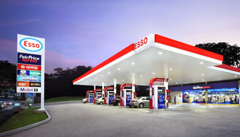 Esso Station SQ (ExxonMobil)
