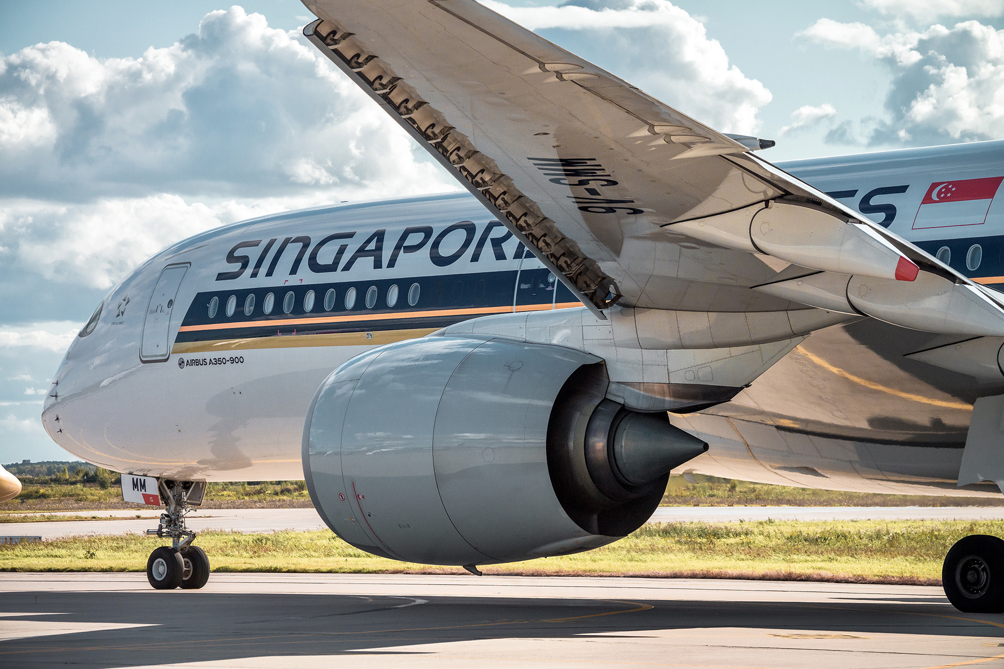 14 SIA passenger aircraft reconfigured to carry cargo in the cabin