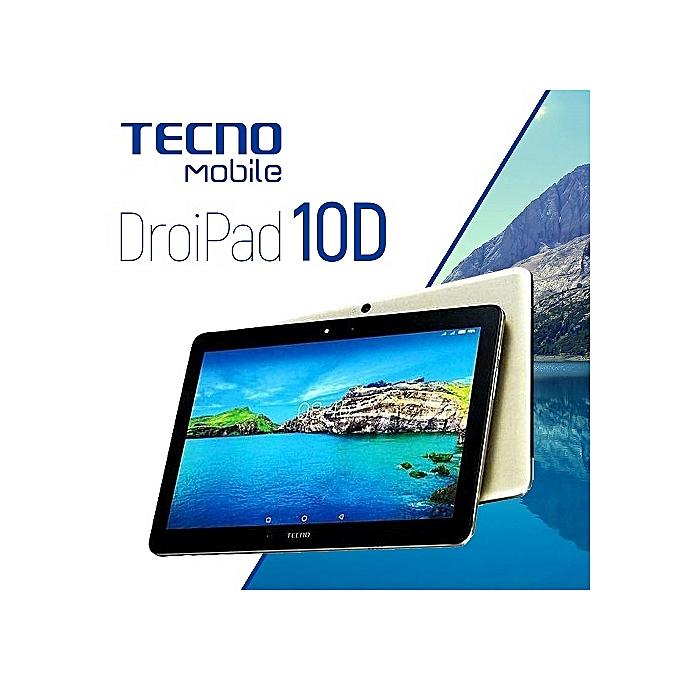 Tecno Droipad 10D - 10 1