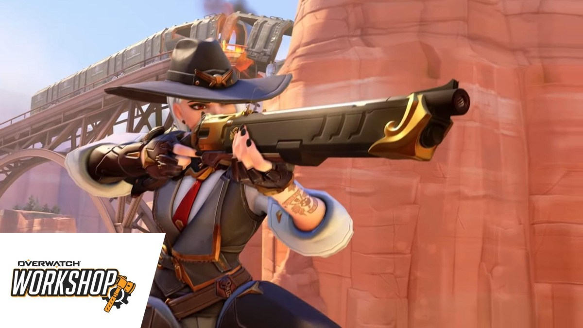 The new Overwatch Workshop shows how little Blizzard is working on their own game