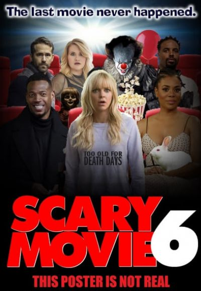 Scary Movie 1 Streaming Vf : scary, movie, streaming, Scary, Movie, Complet