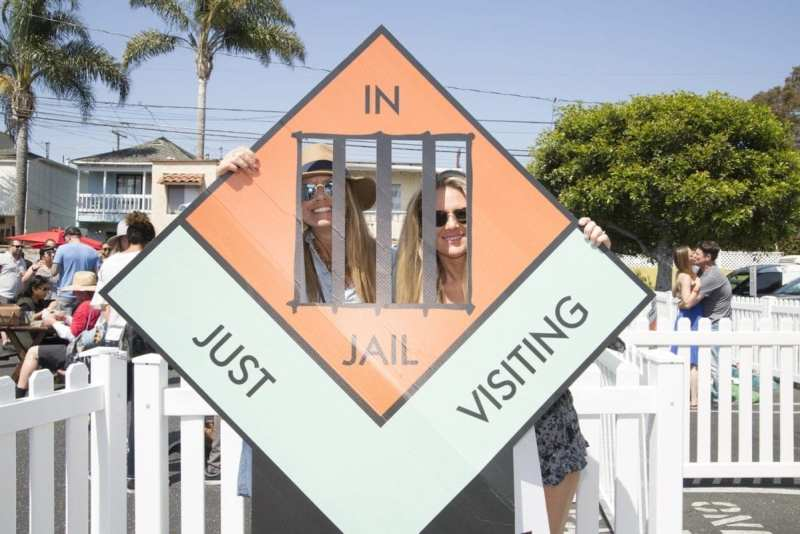 Mainopoly: A Taste of Main Street - Go to Jail VIP Lounge (monopoly-inspired event))