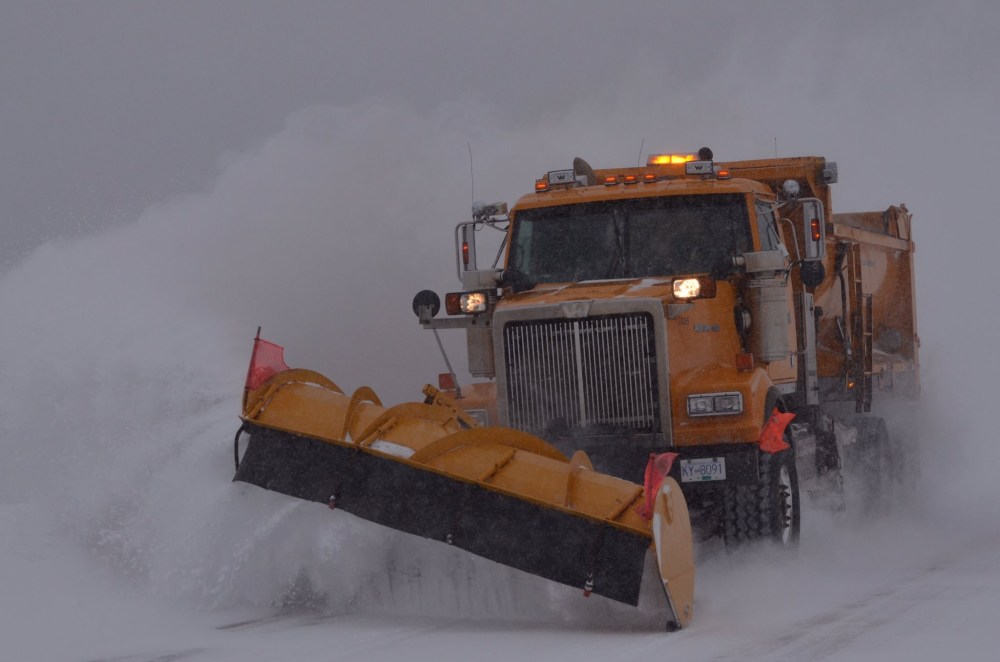 medium resolution of snow plow safety do s and don ts