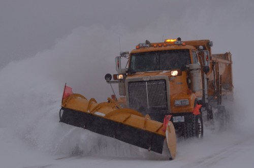 small resolution of snow plow safety do s and don ts