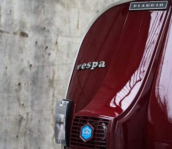 Vespa P200E von 1981