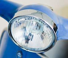 Vespa 50R | Blau 450