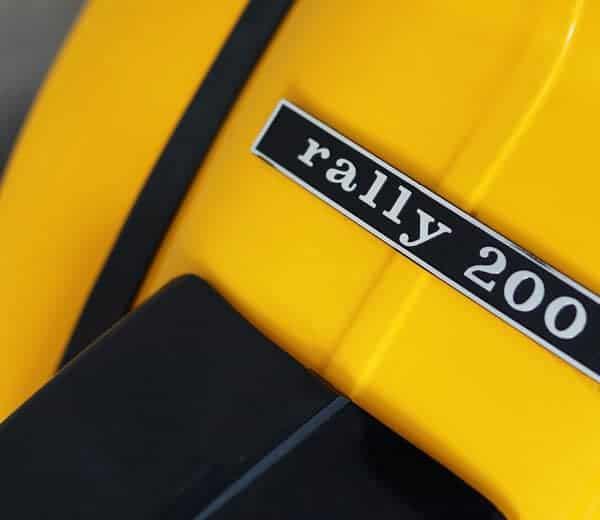 Vespa Rally 200 von 1974